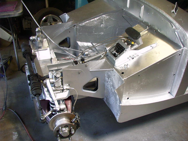 Mg midget brake lines